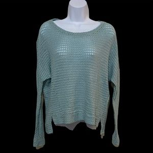 Blue Rain Sweater